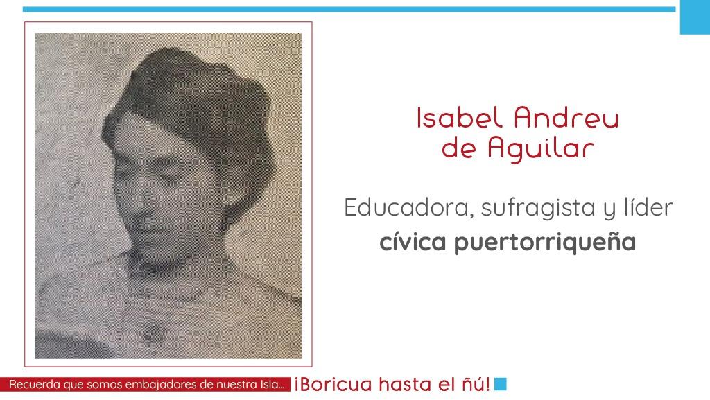 Isabel Andreu