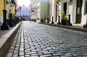 Calle de la Fortaleza, Puerto Rico