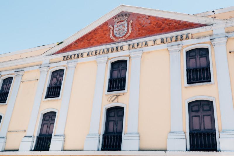 Teatro Alejandro Tapia