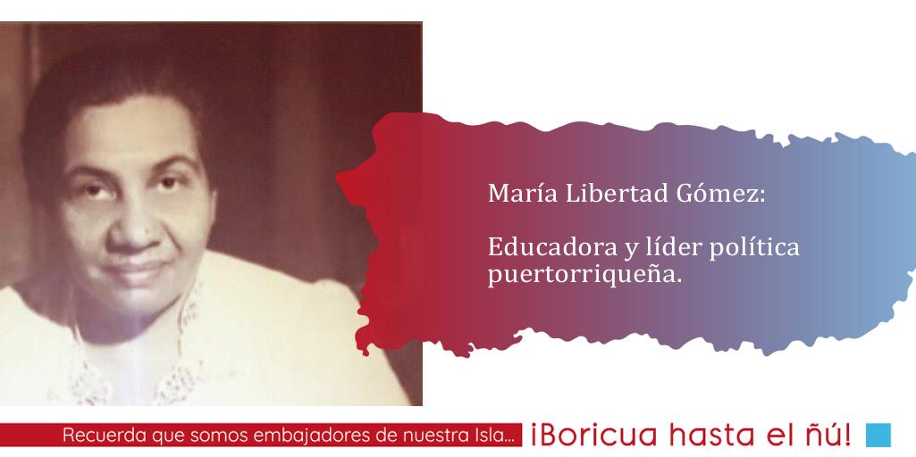 María Libertad: Un nombre, una vida