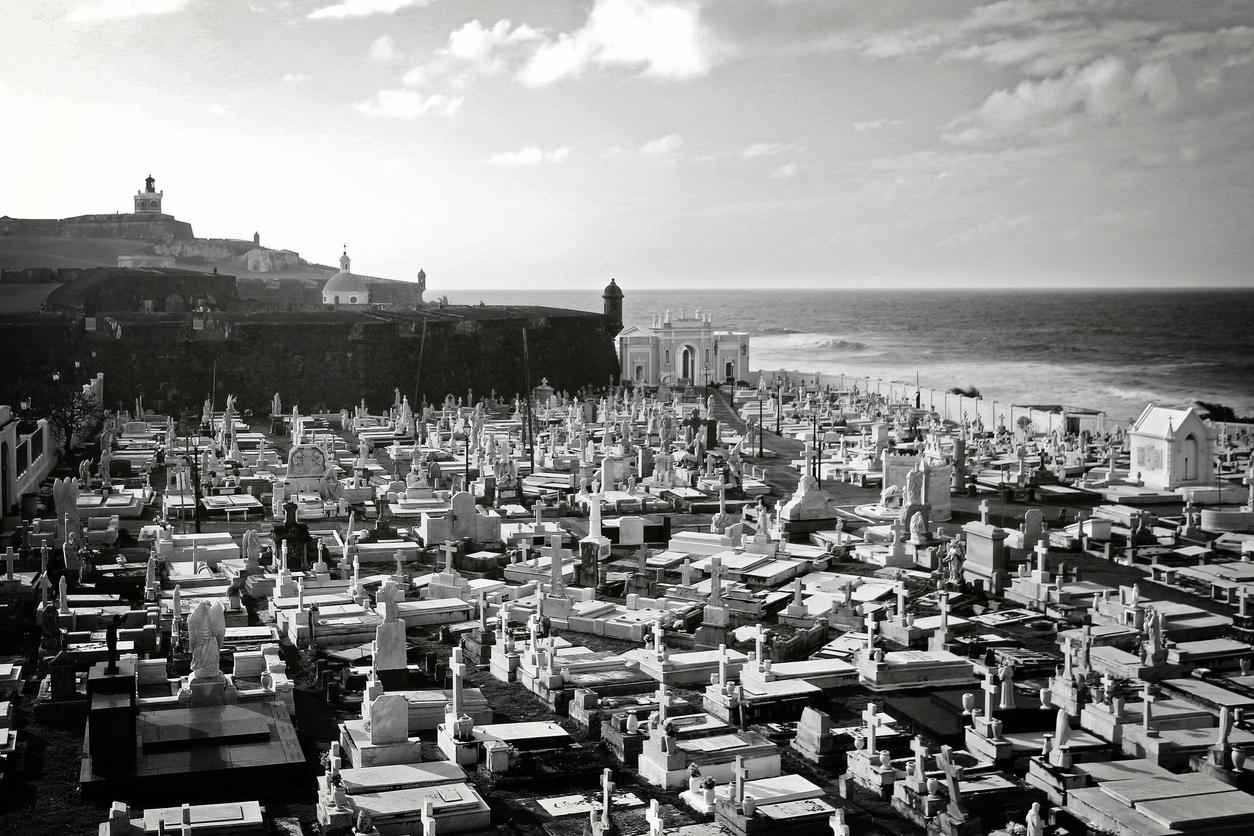 Primeros cementerios de Puerto Rico
