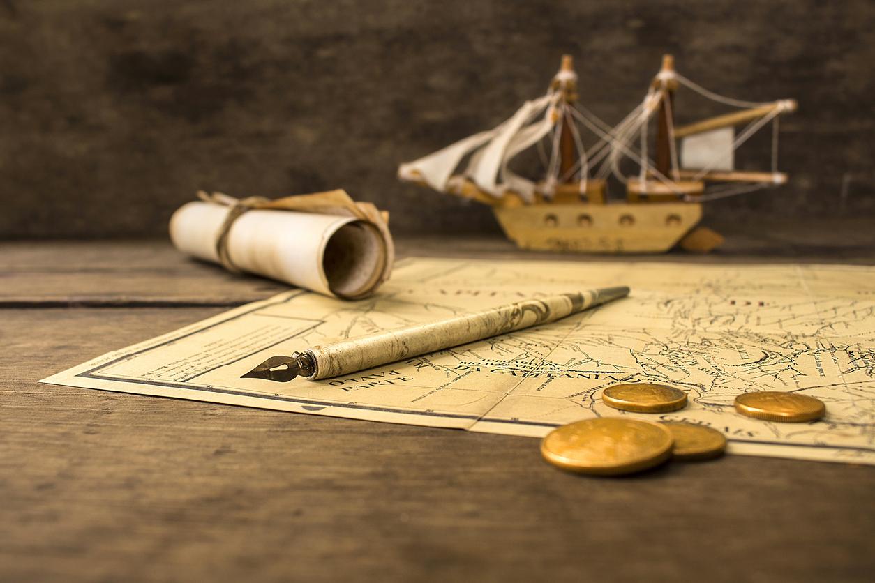 Corsarios y piratas en Puerto Rico