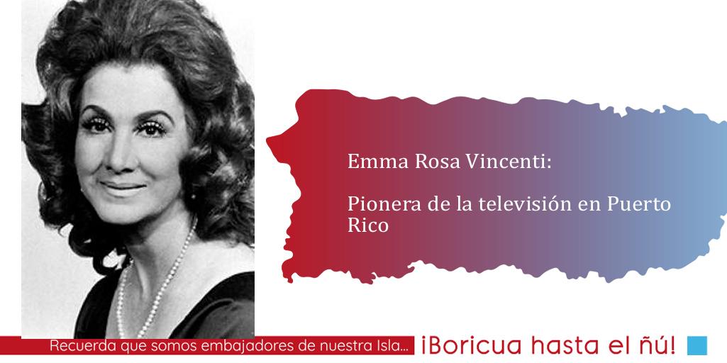 Conociendo a Emma Rosa Vincenti