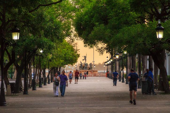 Historia detrás del Paseo de la Princesa en San Juan